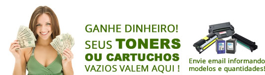 Comprar Vender Toner ou Cartucho
